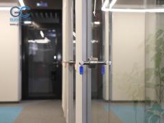 Комплекты фурнитуры для стеклянных конструкций