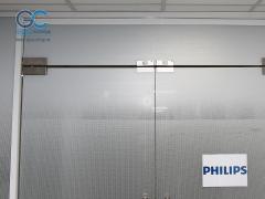 Дверная фурнитура для стекла со склада производителя