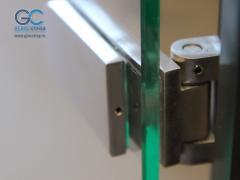 Дверная фурнитура для стеклянных полотен