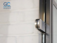 Комплект петель для стеклянных дверей