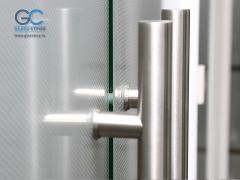 Ручки для стеклянных дверей
