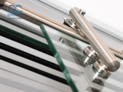 Открытый механизм для раздвижных дверей