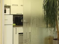 Фурнитура для раздвижных межкомнатных стеклянных дверей