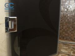 Фурнитура для стеклянных дверей душевых кабин