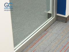 Алюминиевый профиль для перегородок из стекла