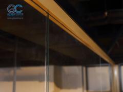 зажимные профили для всех видов стекла