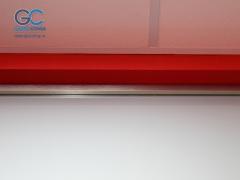 зажимной профиль для стекла 8 10 12 мм