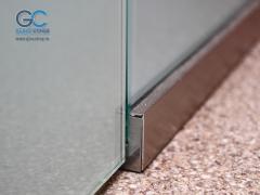 Алюминиевый профиль стекло