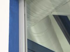 Алюминиевые профили для стекла